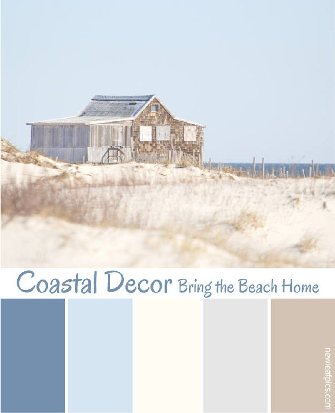 Photographie de plage, Cape Cod Style Coastal Wall Art, Sand Dunes Photo, Beach Color Palette, Ocean Wall Art, Blue and Beige Beach House Decor