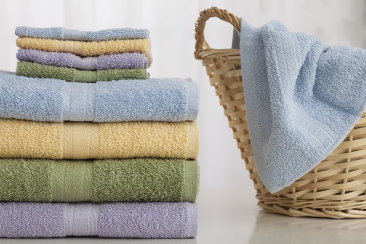 Funky Odors Stiff And Scratchy Are Your Bath Towels Really Clean