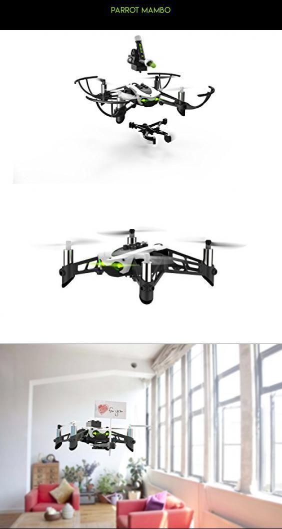 Parrot Mambo Tech Gadgets Racing Technology Camera Kit