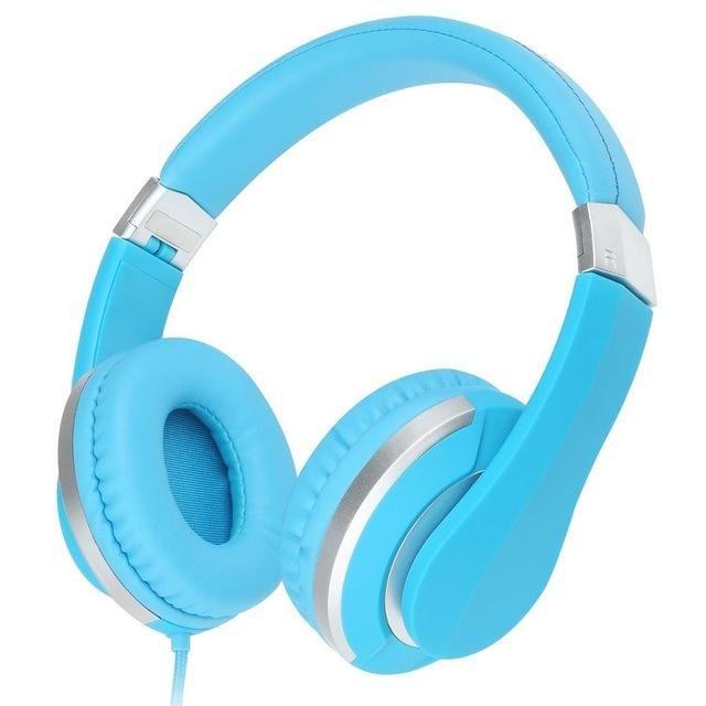 MERRISPORT Over Ear Headphones for Kids Boys Girls Children Teens ...