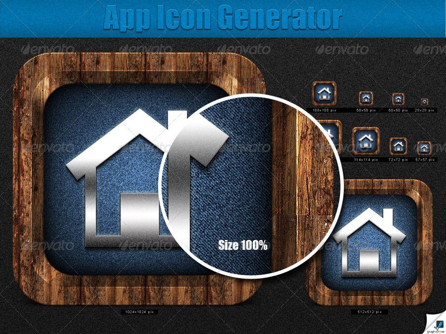 Ad App Icon Converter GraphicRiver Buy App Icon