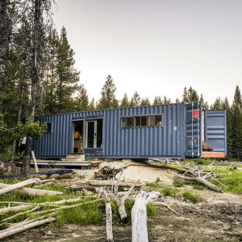 Mountain Ranch Apartments: JUG MOUNTAIN RANCH CONTAINER CABIN