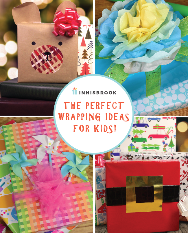 Use Reversible Wrapping Paper To Make DIY Bows For Your