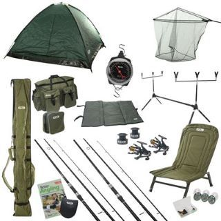 2xl Wow Carp Fishing Outfit £199.99 #fishingkits #fishingforbeginenrs http://www.directfishing.com/2xl-wow-carp-fishing-outfit-941005