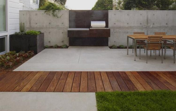 Ideas de decoracion para exteriores (3 Garden floor, Backyard and
