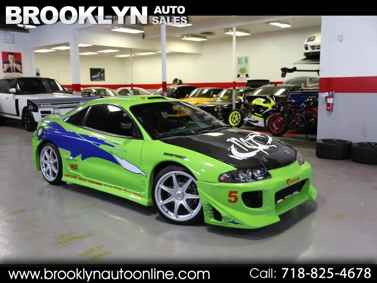 1999 Mitsubishi Eclipse Rs Fast And Furious Mitsubishi Eclipse Mitsubishi Eclipse For Sale Dsm Cars