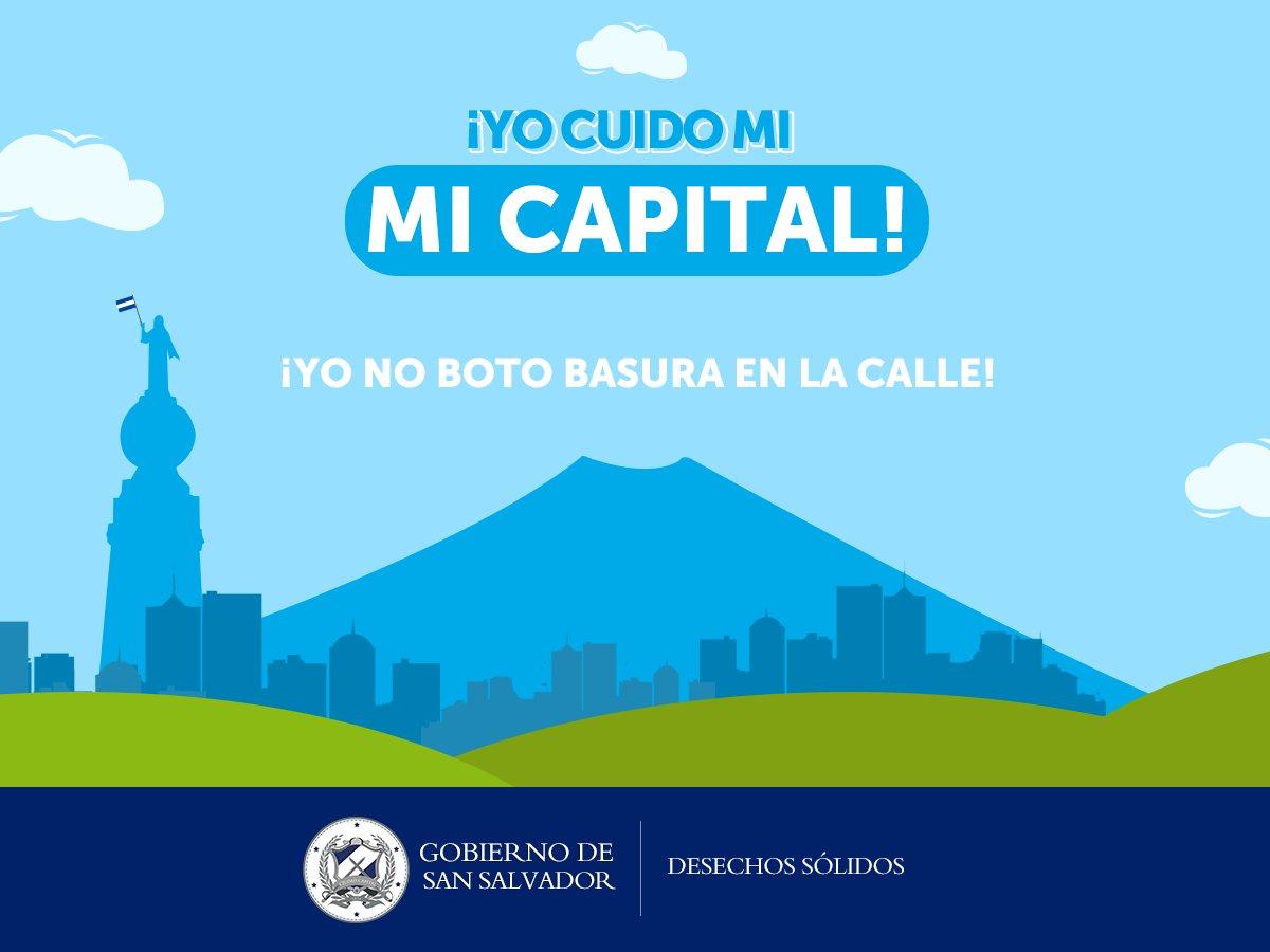 Yo cuido mi capital .....?.... A A Es El Salvador impresionante.....
