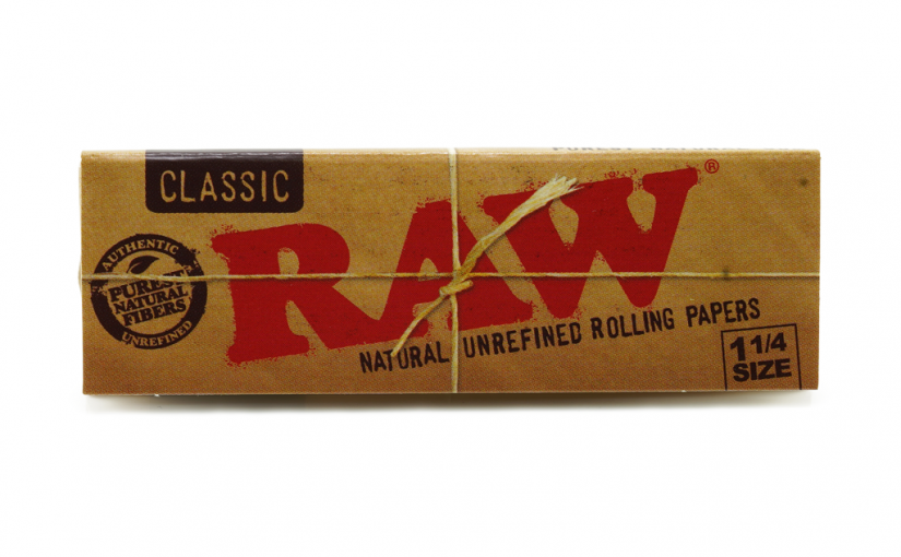 Raw Hemp Classic Black Rolling Paper 2 50 Raw Papers Are An All Natural Hemp Rolling Paper That Is Extremely Popular With Rolling Paper Paper Logo Raw Papers