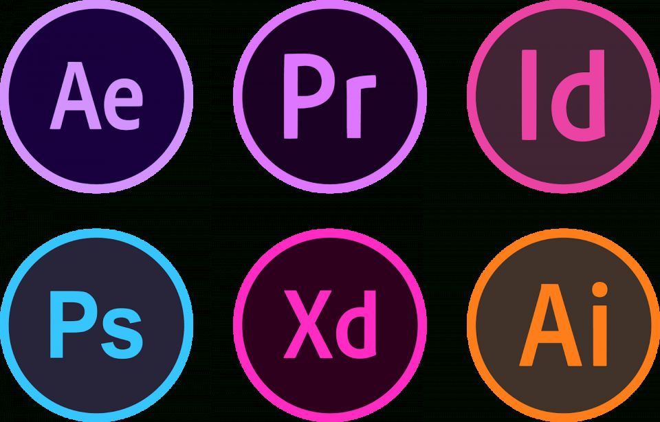 16 Adobe Icon Vector In 2020 Photoshop Logo Png Icons Icon