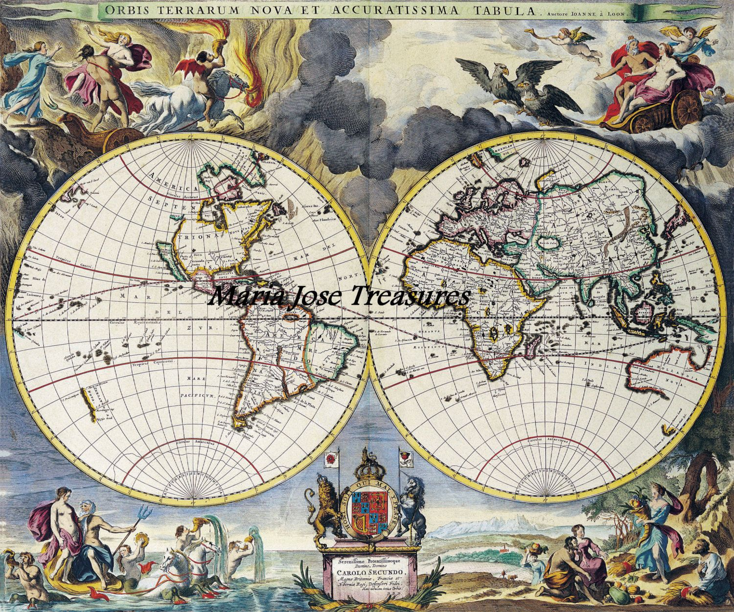 Vintage world globe maps 3 digital download by vintage world globe maps 3 digital download by mariajosetreasures on etsy gumiabroncs Gallery