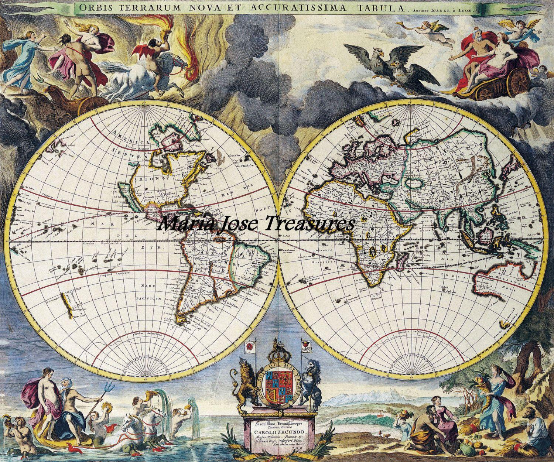 Vintage world globe maps 3 digital download by mariajosetreasures vintage world globe maps 3 digital download by mariajosetreasures on etsy gumiabroncs Gallery