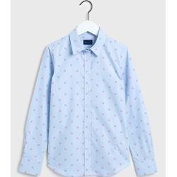 Gant Paisley Oxford Bluse (Blau) Gant #afrikanischekleidung