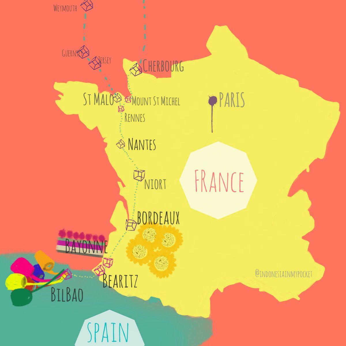 Biaritz Bastille day and Bayonne France Bastille France and