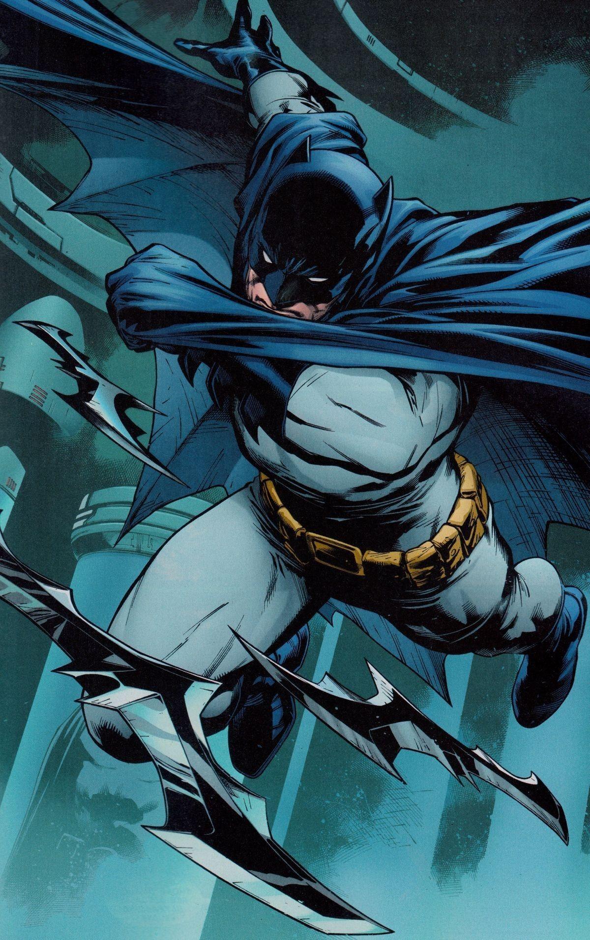 Batman throwing batarangs | Bat life | Pinterest