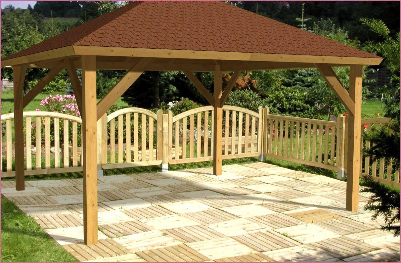 Pergola Selber Bauen Holz