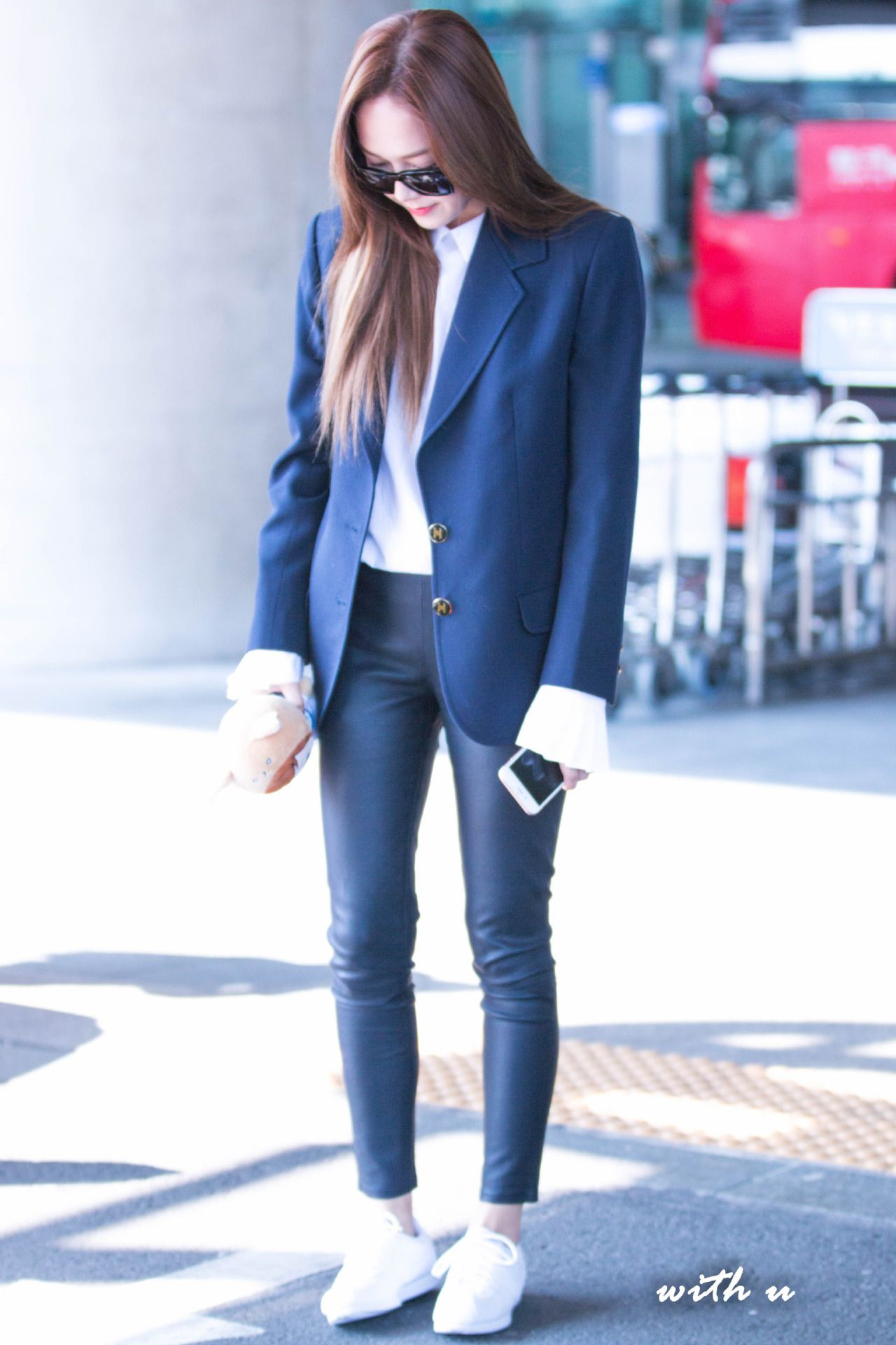 Xojessi Jessica Jung 39 S Airport Fashion Pinterest