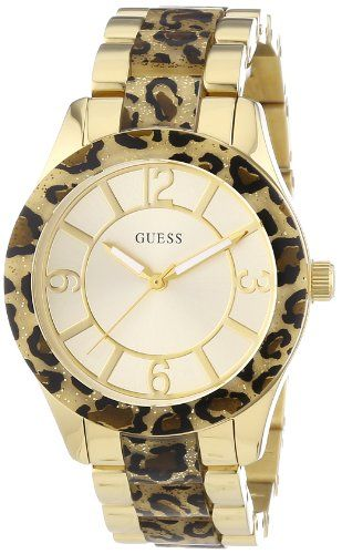 qualità affidabile outlet in vendita selezione premium Guess W0014L2 Ladies GODDESS Gold Watch GUESS http://www.amazon ...