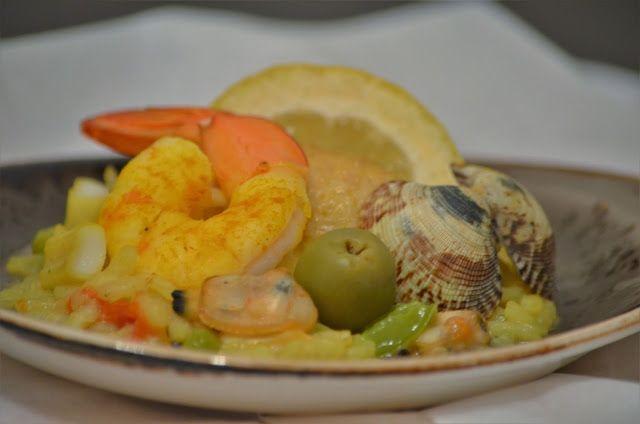 KarambaKarina's Welt: Allerbeste Paella Castellana der Welt von Graziellas Foodblog