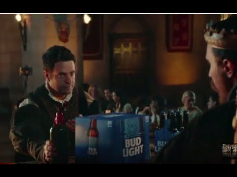 Bud light commercial 2017 banquet dilly dilly why is this funny you can watch funny bud light commercial featuring john hoogenakker mike ivers and sydney lemmon aloadofball Choice Image