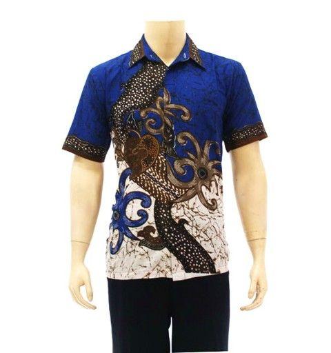 Koleksi Batik Pria Modern: Baju Batik Pria Modern