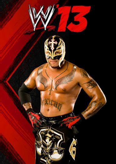 REY MYSTERIO WWE 13 Glossy PS3 XBOX PC Game Photo Poster Wrestling - copy coloring pages wwe belts