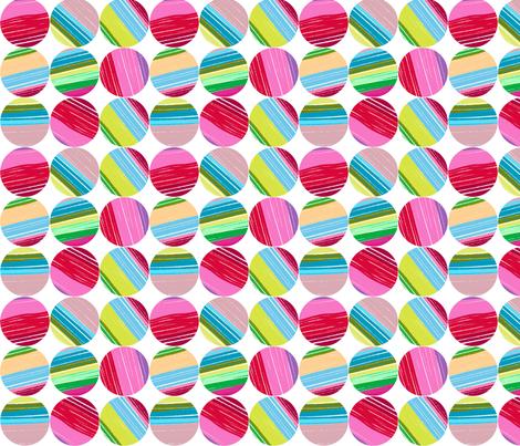 pop-art-circles fabric by lonna_jordan on Spoonflower - custom fabric
