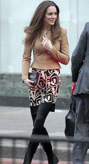 Lunch at Koffman's  February 10, 2011    Jacket: Whistles  Dress: Diane von Furstenberg  Bag: Mulberry