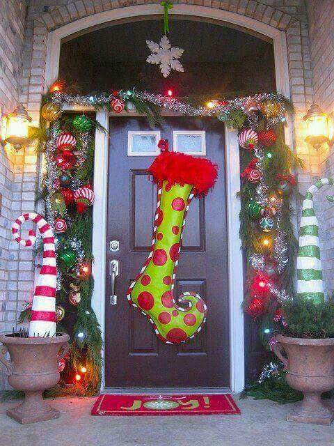 Pin by mirna moreno sanche on navidad Pinterest Grinch - christmas decorating ideas