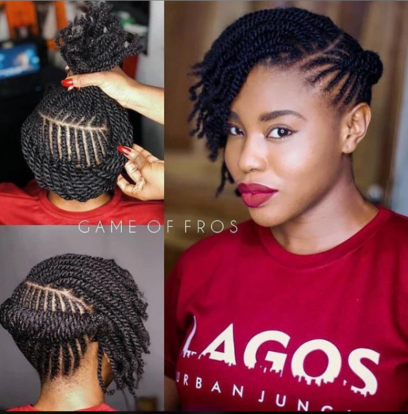 20 Braided Hair Styles 2020 Pictures Of Braid Styles You Should Try Next Od9jastyles Natural Hair Braids Natural Hair Twists African Hair Braiding Styles