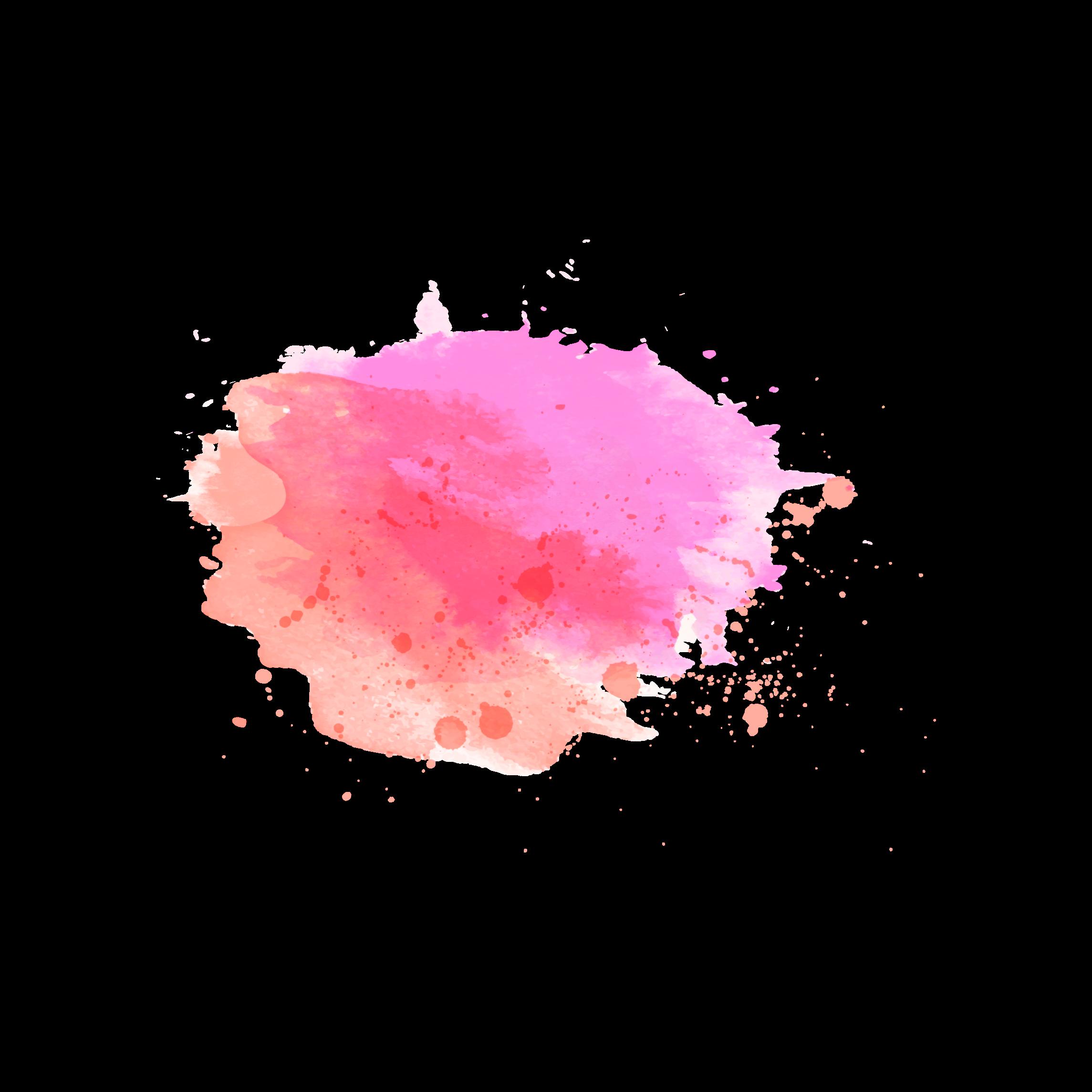 Freetoedit Mancha Rosa Remixed From 4asno4i Watercolor Splash Watercolor Splash Png Sunset Painting