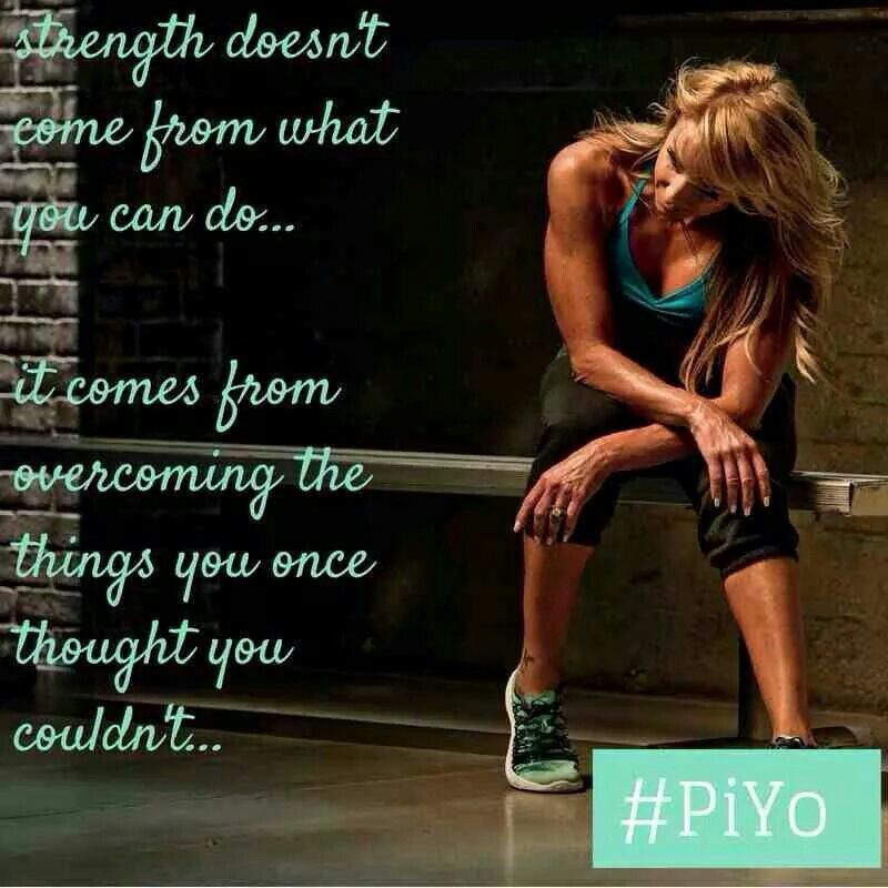 PiYoga (With images) Piyo workout results, Piyo workout