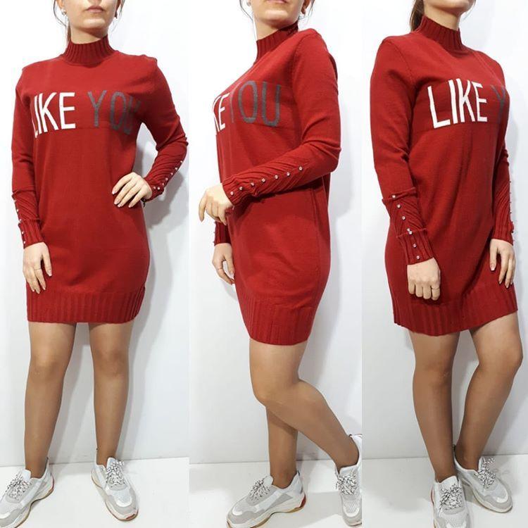 Tural 994507568385 Turay Qadin Geyimleri Instagram Profile Picpanzee Fashion Sweater Dress Sweaters