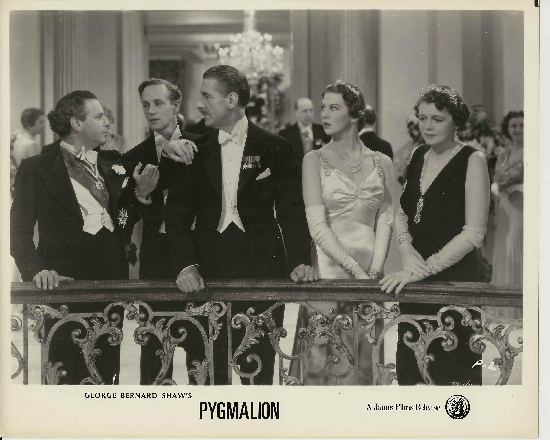 pygmalion movie summary