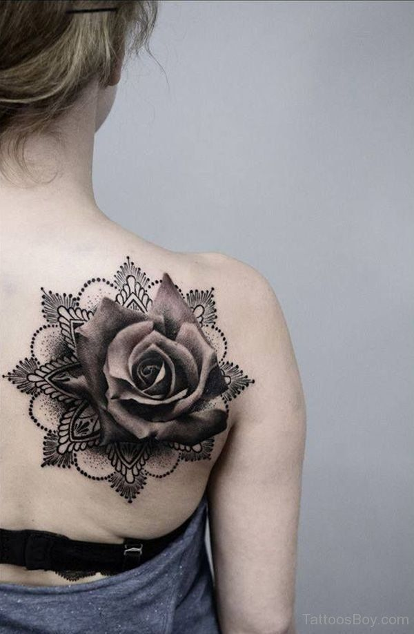 Rose Neck Tattoo Black And Grey By Malikarose Rose Neck Tattoo Neck Tattoo Cover Up Neck Tattoos Women