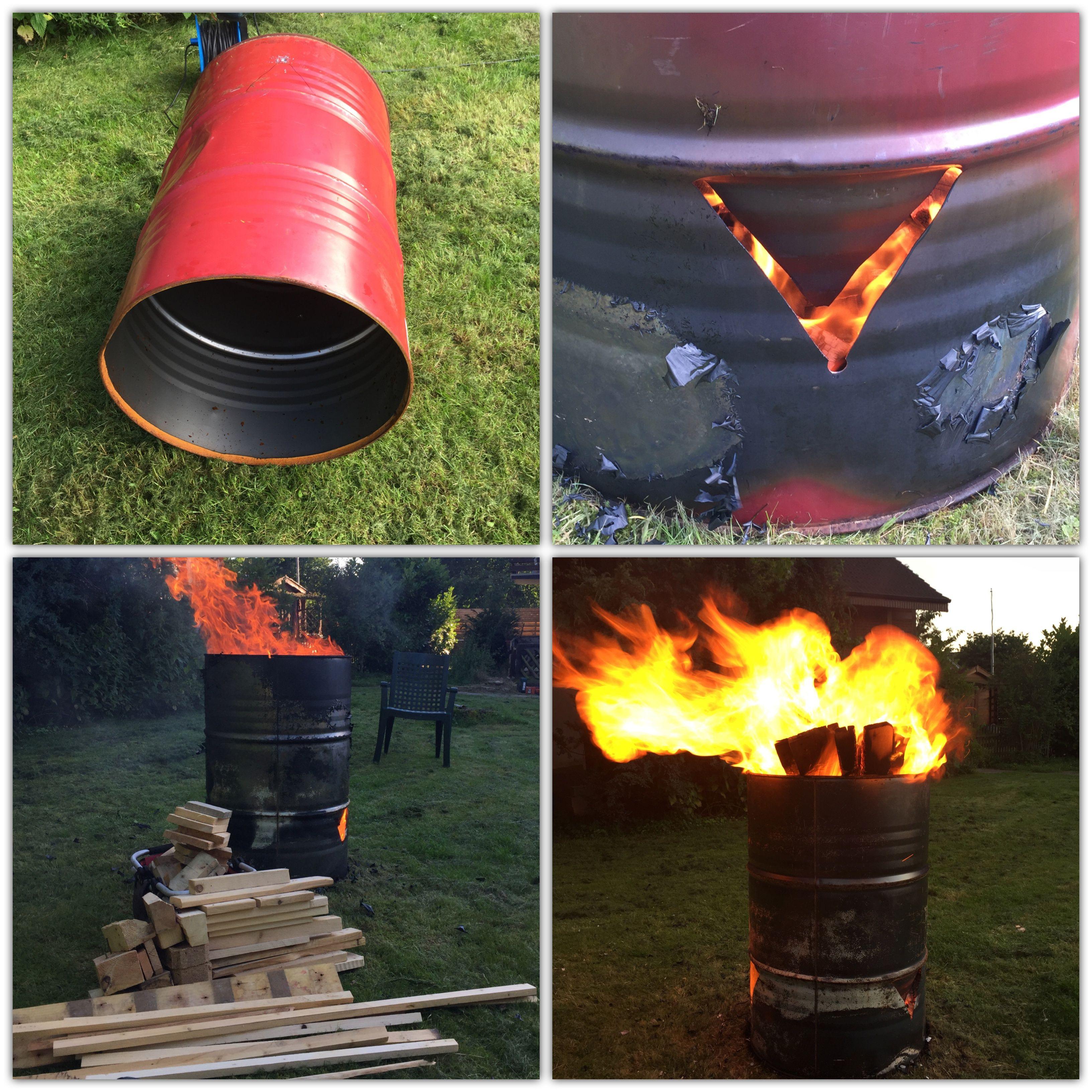 Feuertonne Feuertonnen Feuer Und Feuerstelle
