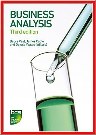 Business Analysis, 3rd Edition by Debra Paul - PDF eBook - http - business analysis
