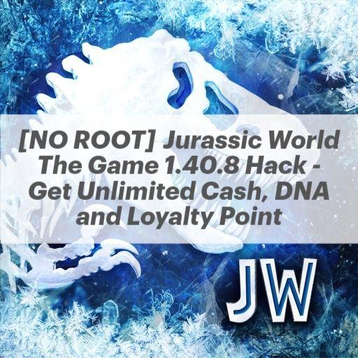 jurassic world the game online generator in 2020
