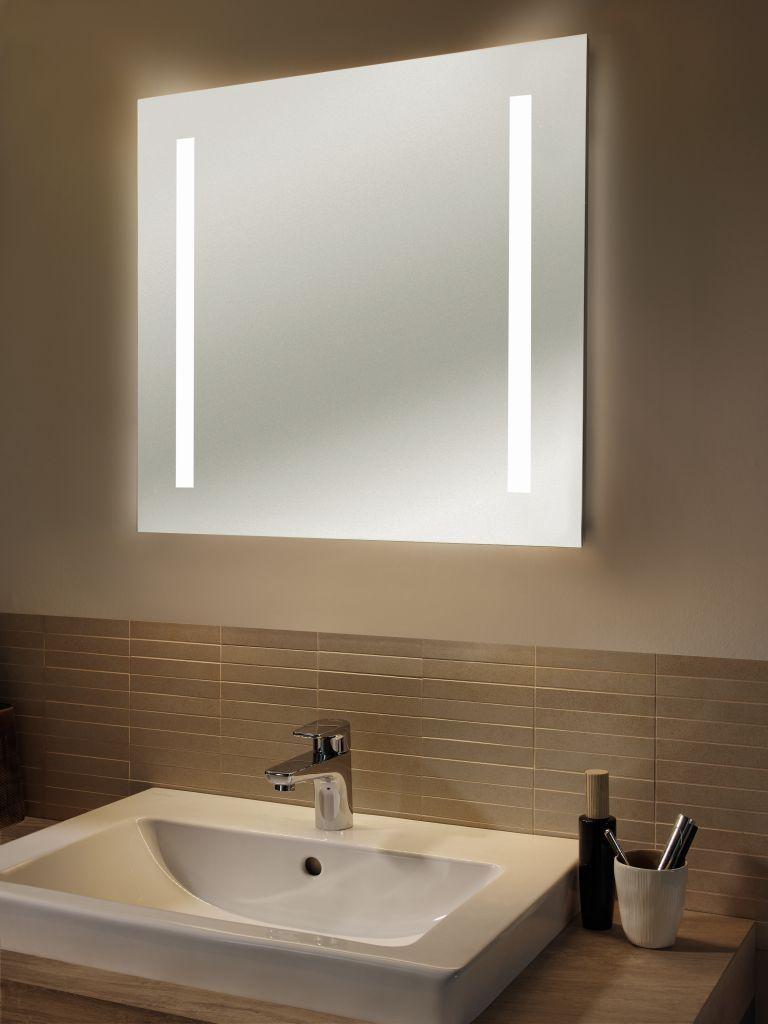 Sanipa Reflection Lichtspiegel Ls4129z B800xh600xt300 Cm