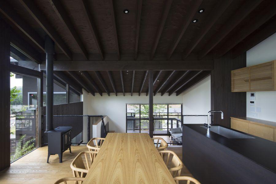 Japanese Inspired Kitchens Focused On Minimalism Minimal Interior Design Minimalism Interior Interior Design Kitchen