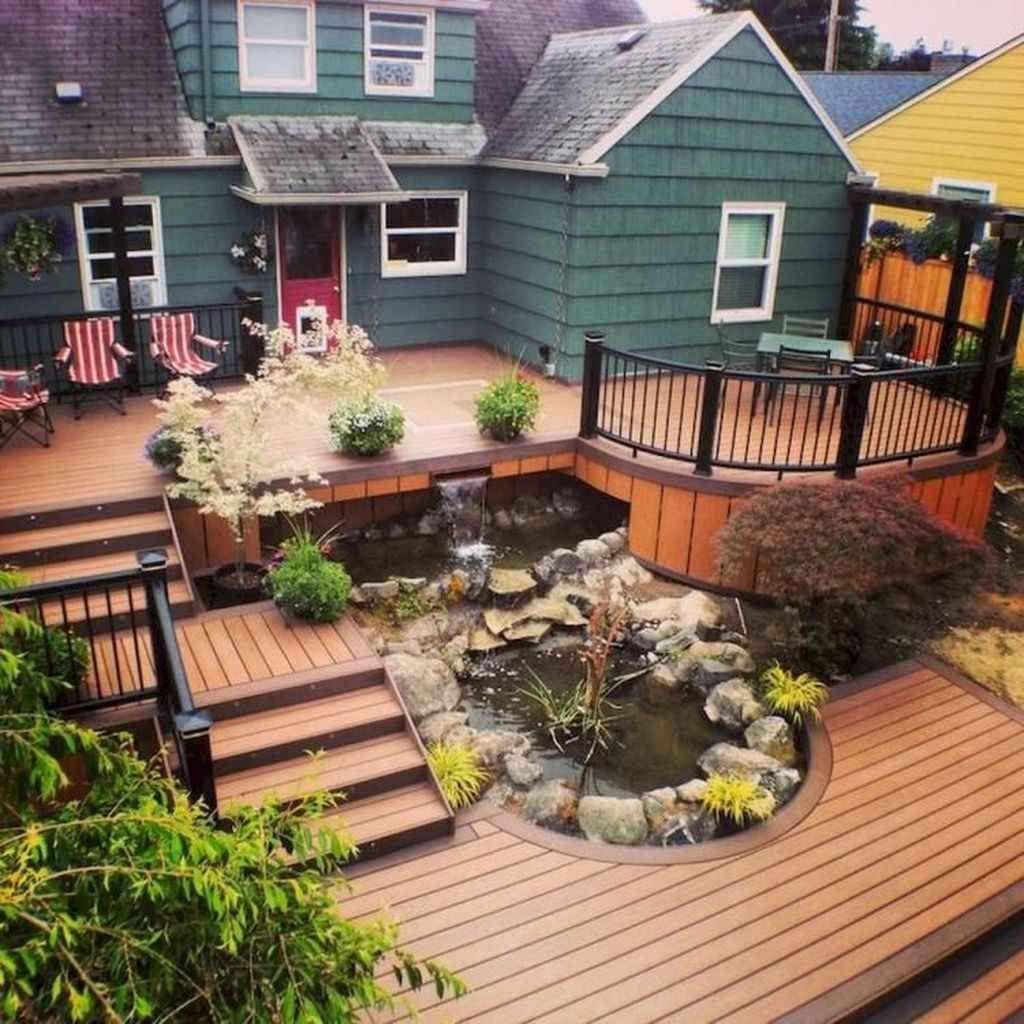 50 Pergola Designs: 50 Cozy Backyard Patio Deck Design Ideas