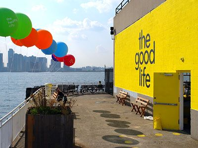 The Good Life: New Public Spaces for Recreation