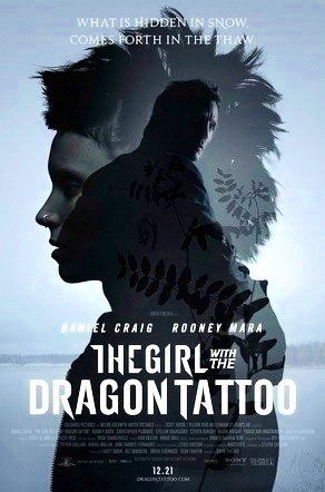The Girl With the Dragon Tattoo. --- loved the foreign version but David Fincher's take on it was amazing!