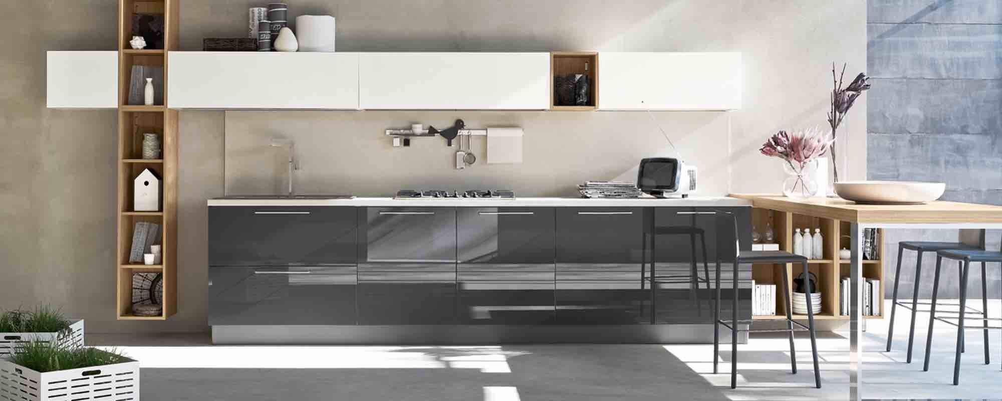 cucine moderne stosa - modello cucina aleve 05 | cucina ... - Cucina Febal Light La Qualita Accessibile
