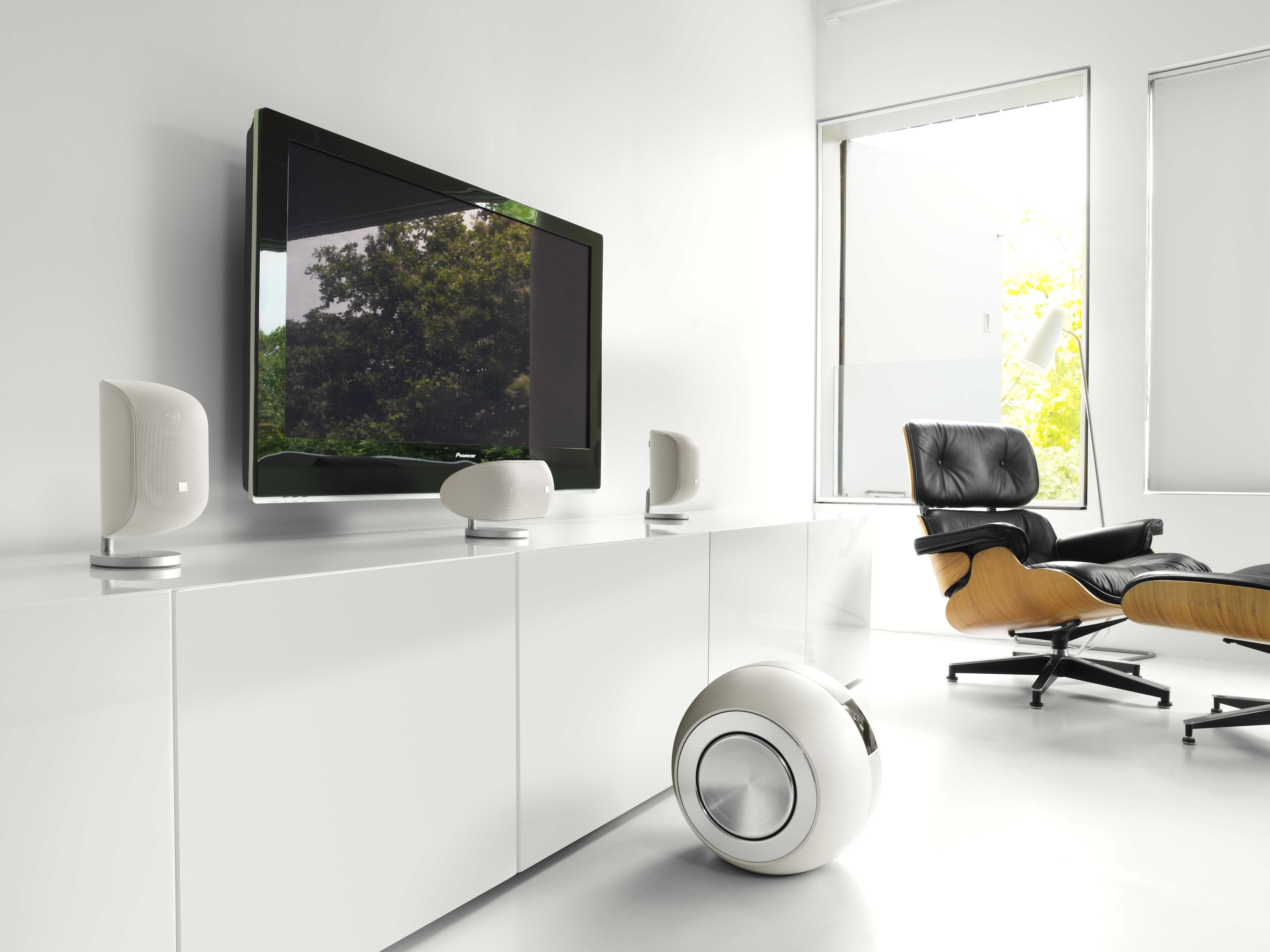 Bowers and Wilkins MT-60D Home Cinema | Home cinema | Pinterest