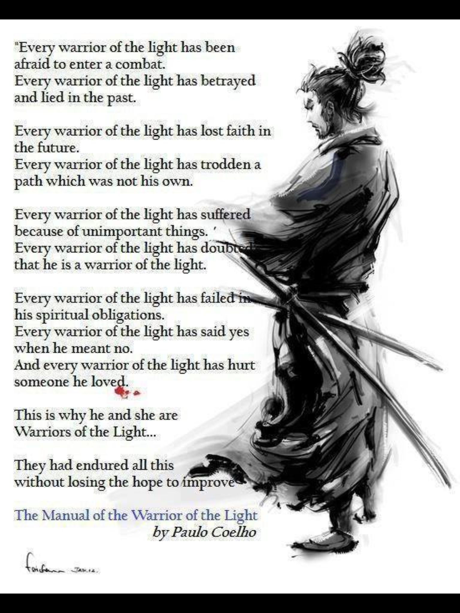 Awesome The Manual Of The Warrior Of Light, Paulo Coelho Design Ideas