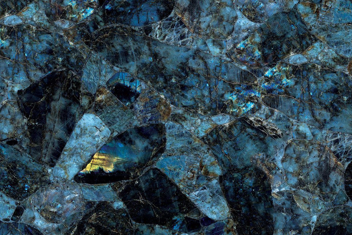 Labradorite Crystals Stone Labradorite