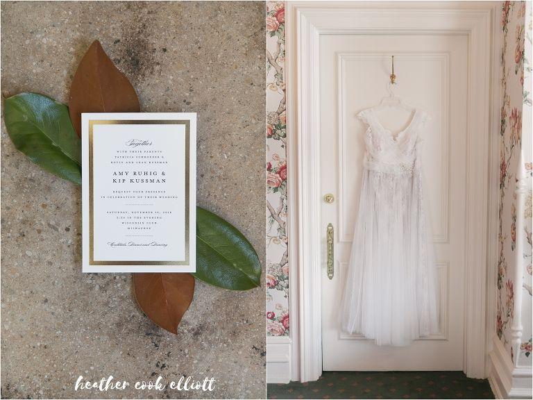 Wisconsin Club Wedding Wedding Wisconsin Wedding Wedding Details