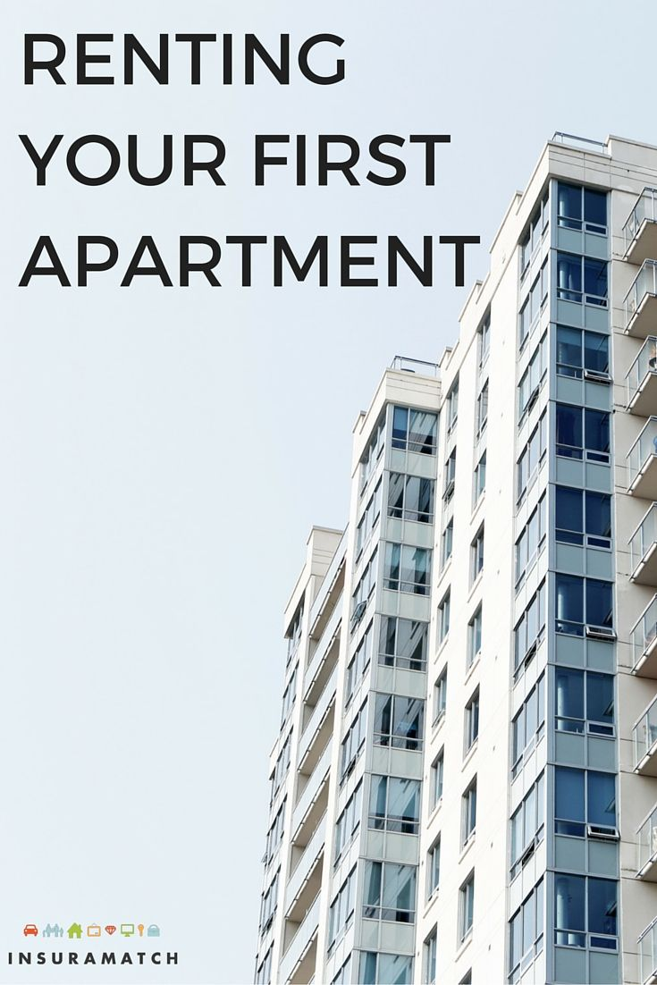Tips For Renting Your First Apartment First Apartment Renter