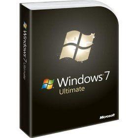 Microsoft Windows 7 Ultimate 223 87 Microsoft Windows