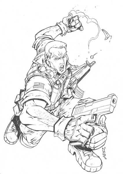 Duke - G.I. Joe   Character art, Sketches, Gi joe